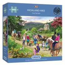 Jigsaw Highland Hike 1000pc (Feb)