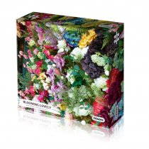 Jigsaw Blooming Lovely 1000pc (Feb)