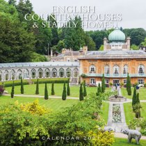 2021 Calendar English Country Houses Stately Homes (2 for £6v)