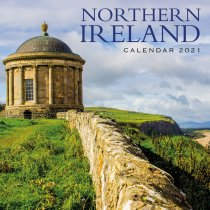 2021 Calendar Northern Ireland (2 for £6v) (Mar)