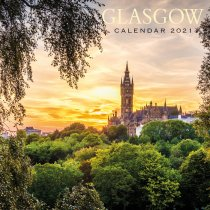 2021 Calendar Glasgow (2 for £6v) (Mar)