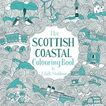 Scottish Coastal Colouring Book, The (Jul)