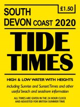 Tide Times: South Devon Coast, Dartmouth (Mar)