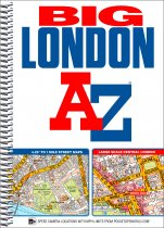 Big London Street Atlas