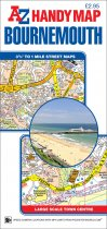 Bournemouth Handy Map