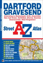 Dartford & Gravesend Street Atlas