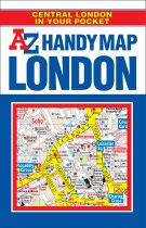 Central London Handy Map