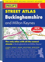 Buckinghamshire Street Atlas