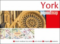 York PopOut City Map