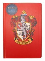 Harry Potter Gryffindor Notebook (Mar)