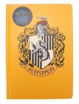 Harry Potter Hufflepuff Notebook (Mar)