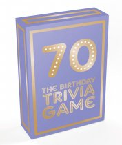 70: The Birthday Trivia Game (Aug)