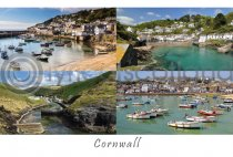 Cornish Harbours Composite (H A6 LY)