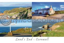 Land's End, Cornwall Composite (H A6 LY)