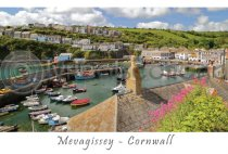 PC LY Mevagissey, Cornwall (HA6) (Net)