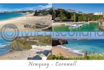 Newquay, Cornwall Composite (H A6 LY)