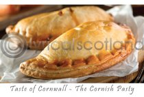 Cornish Pasty (H A6 LY)