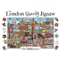 Jigsaw London Family 1000pc