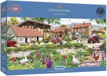 Jigsaw Duckling Farm 636pc