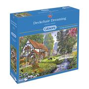 Jigsaw Deckchair Dreaming 500pc