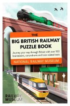 Big British Railway Puzzle Book, The (Oct)