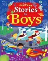 Illustrated Stories for Boys Padded