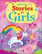 Illustrated Stories for Girls Padded
