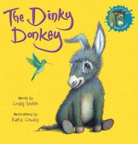 Dinky Donkey (Board) Book, The (Oct)