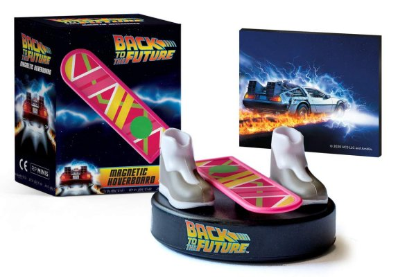 Back To The Future Mini Kit (Oct)