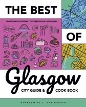 Best of Glasgow:City Guide & Cookbook (Nov)