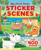 My First Pets Sticker Scenes