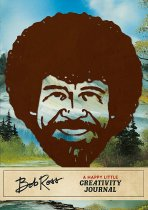 Bob Ross: Happy Little Creativity Journal (DEC)