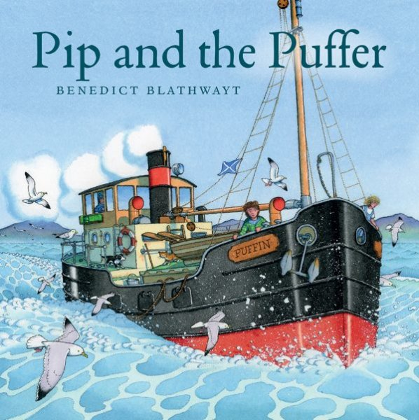 Pip and the Puffer (Jun)