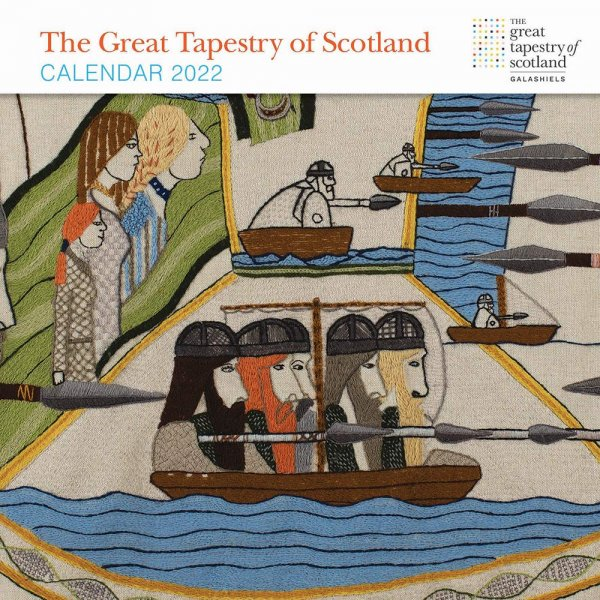 Great Tapestry Scotland Calendar 2022 (May)