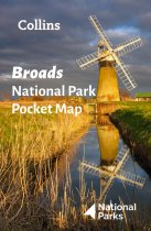 Broads National Park Pocket Map (Apr)