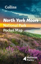 North York Moors National Park Pocket Map (Mar)