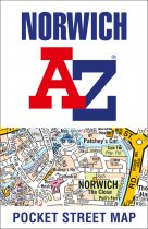 Norwich Pocket Street Map (Mar)