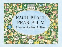 Each Peach, Pear, Plum Board Book