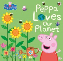 Peppa Pig: Peppa Loves Our Planet (Mar)