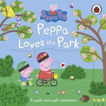 Peppa Pig:Peppa Loves the Park (Mar)