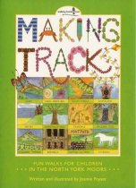 Making Tracks in the North York Moors (Walking-Books) (Apr)