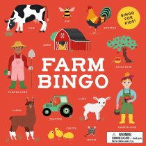 Farm Bingo (May)