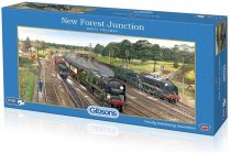 Jigsaw New Forest Junction 636pc