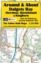 A&A Map Dalgety Bay, Aberdour & Burnt Island