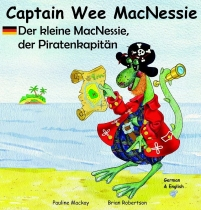 Captain Wee MacNessie - German/English