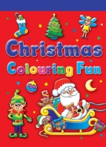 Christmas Colouring Fun: 2 Asst Titles