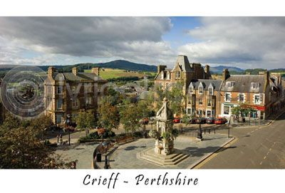 Crieff - the Square (HA6)