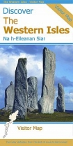 Discover the Western Isles Footprint Visitor Map