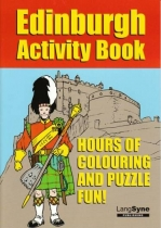 Edinburgh Activity Book