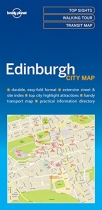 Edinburgh City Map (Jan)